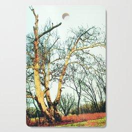 Lightning Tree Cutting Board