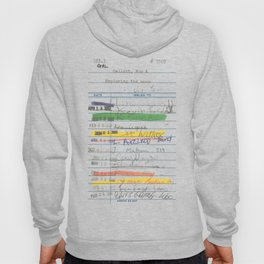 Library Card 3503 Exploring the Moon Hoody