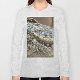 Wildlife Collection: Crocodile Long Sleeve T-shirt