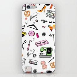 New York Fashion iPhone Skin