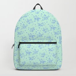 Goldfish Toile Backpack