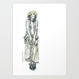 Harlot Art Print