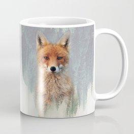 Vanishing Fox Coffee Mug