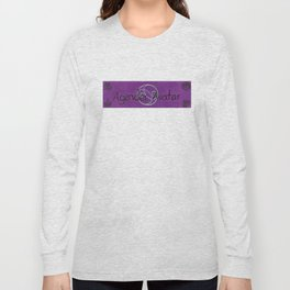 Agender (earth, water, fire, air, spirit) Long Sleeve T-shirt