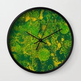 Abstract No. 285 Wall Clock