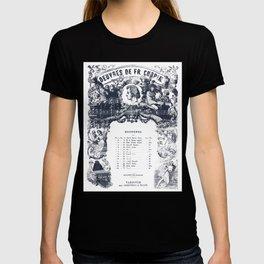 Frederick Chopin Nocturne art T-shirt