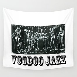Voodoo Jazz #156 Wall Tapestry