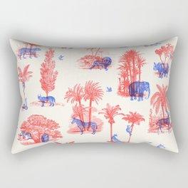 Where they Belong - Bright Colors Rectangular Pillow