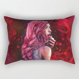 Soul Searching Rectangular Pillow