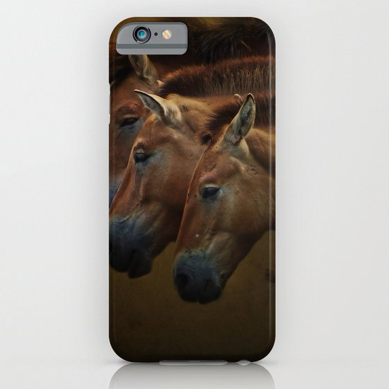 Three Amigos iPhone & iPod Case