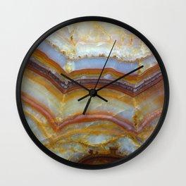 Carmel layers Wall Clock