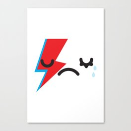 See you later Starman.  Canvas Print