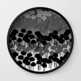 Hombre Chives Wall Clock