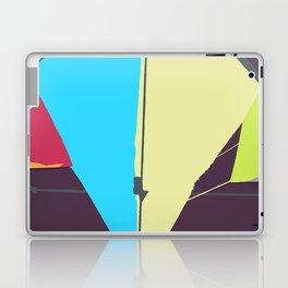 Kite—Aubergine Laptop & iPad Skin