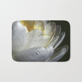 Water Lily Simplicity Bath Mat