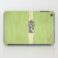 samurai iPad Cases featuring SAMURAI by Ociaj