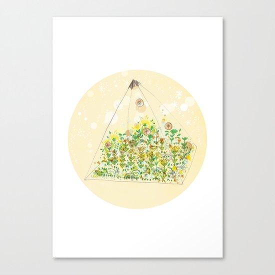 Greenhouse Canvas Print