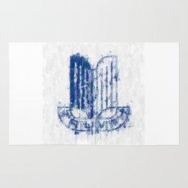 Triumph Logo Rug