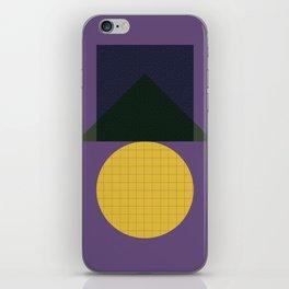Cirkel is my friend V6 iPhone Skin