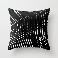 oasis Throw Pillows featuring // Oasis // by Andreas Poupoutsis Photography