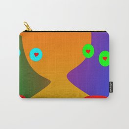 Love by first view ... Carry-All Pouch