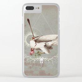 Meme les oiseaux meurent /1 Clear iPhone Case