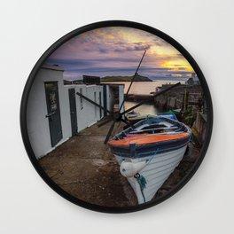 Dalkey - Ireland (RR 213) Wall Clock
