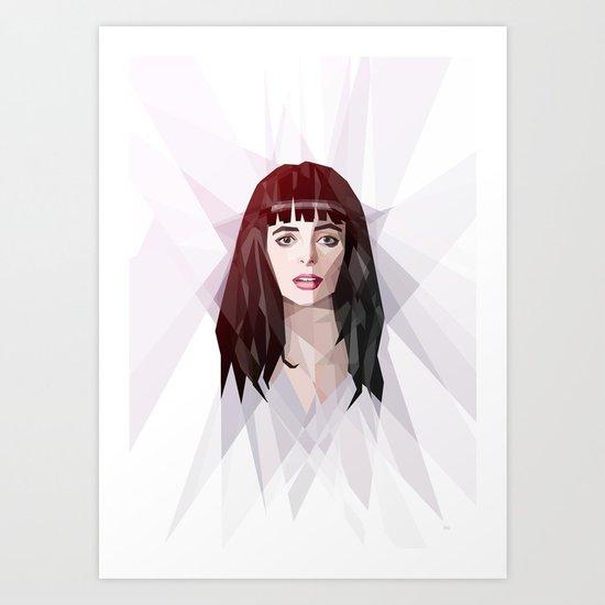 ABQ Art Print