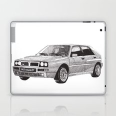 Lancia Delta Integrale Laptop & iPad Skin