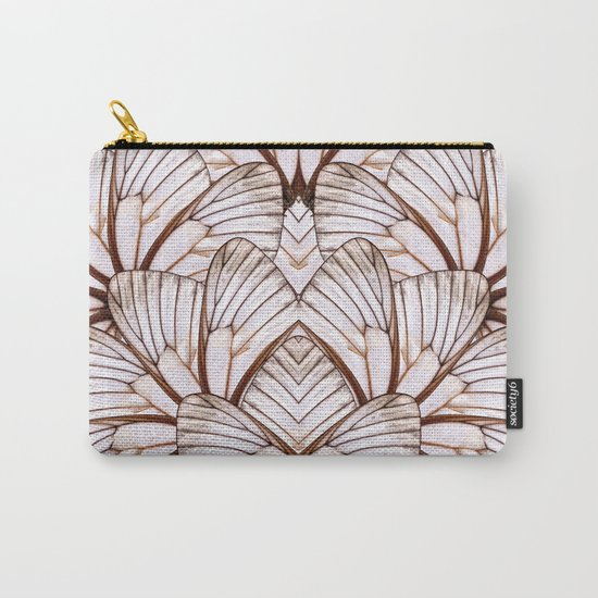Butterfly seduction Carry-All Pouch