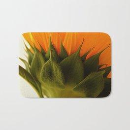 The Spectacular Sunflower Bath Mat