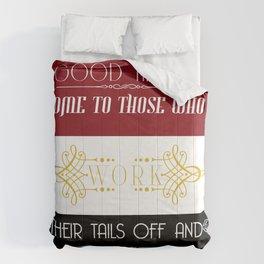 Good Things Comforters