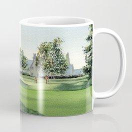 Winged Foot Golf Course New York Coffee Mug