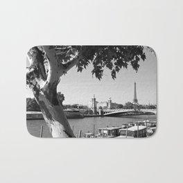 The River Seine Bath Mat