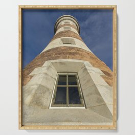 Roker lighthouse 3 Serving Tray