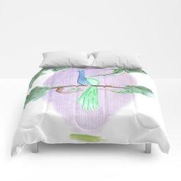 Peacock Prime Comforters