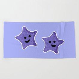 Starfish Friends Beach Towel