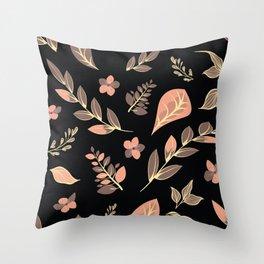 Flower Design Series 20 Throw Pillow