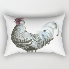 Songs of Men in the 21st Century - Song No. 7 Rectangular Pillow