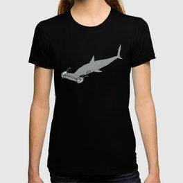 4-Eyed Hammerhead Shark Week T-shirt