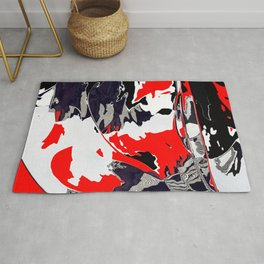 Things are getting Graphic Rug