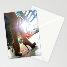 Night out Stationery Cards