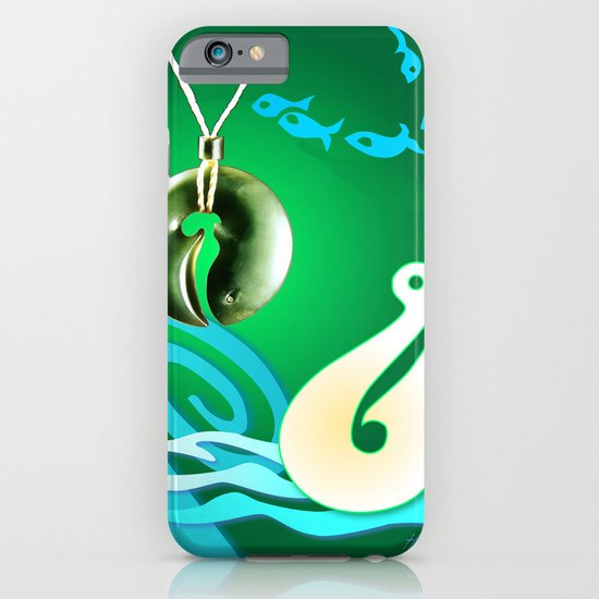 Go Fishing - Hi Ika iPhone & iPod Case