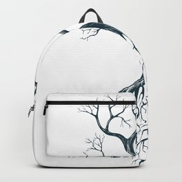 Tree without leaves Backpack