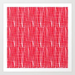 Lineweights Art Print