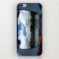 Tent View iPhone & iPod Skin