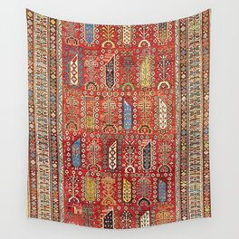 Shirvan Caucasian Antique Carpet Wall Tapestry