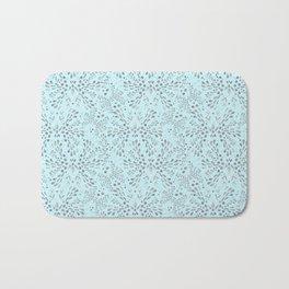 Silver Twinkle Bath Mat