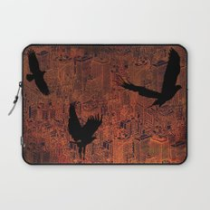 Ecotone (night) Laptop Sleeve