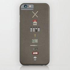 X-Files iPhone 6 Slim Case